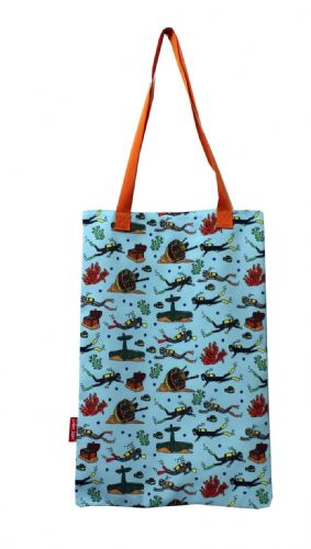 Selina-Jayne Scuba Diving Limited Edition Designer Tote Bag